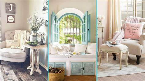 feminine shabby chic nook ideas for your home diy shabby chic style reading nook or comfy corner decor