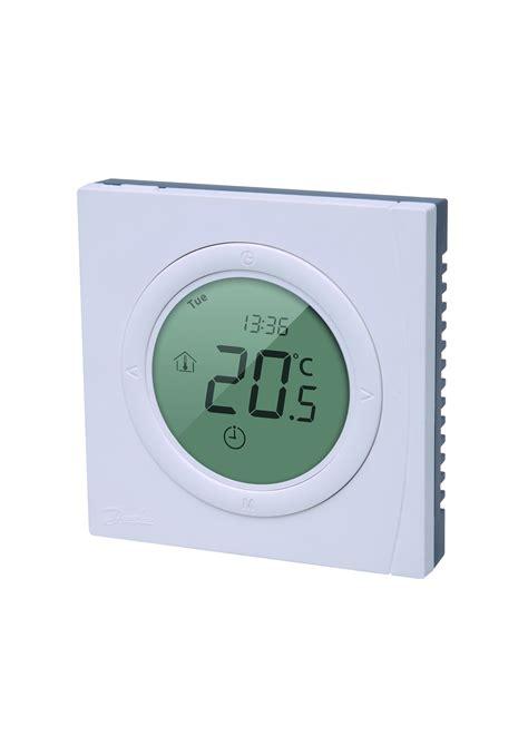 danfoss wt p room thermostat underfloor shop