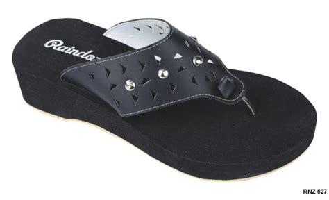 Sandal Wanita Sintetis sepatu sandal wanita model terbaru sintetis sol fiber
