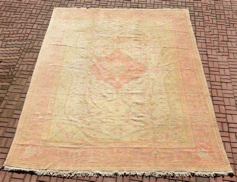 11 x 15 rug lot 819 11 x 15 oushak rug