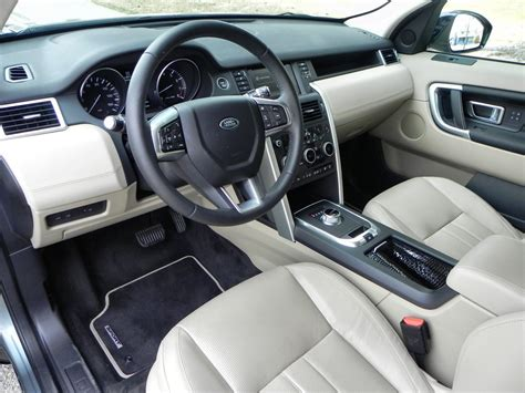 land rover discovery sport interior land rover discovery sport vs lexus gx 460 saturday