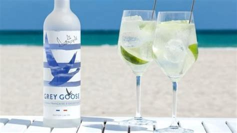 Grey Goose Tumbler Limited Edition introducing the grey goose limited edition riviera bottle flavourmag