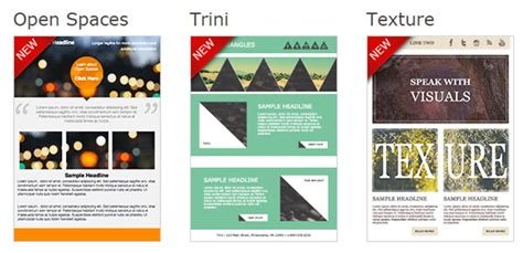 Newsletter Comparison How To Chose Modern Acupuncture Aweber Newsletter Templates