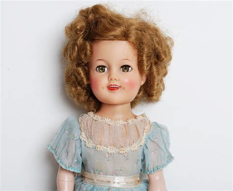 bisque doll 1950s vintage 1950 s shirley temple doll by ideal