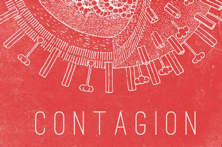 m c contagion alternative poster for contagion by thad kopec