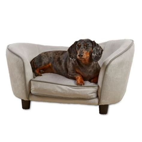 bed bath and beyond dog bed pet sofa pet sofa bed tufted teal dog cat small pets