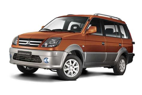 mitsubishi adventure engine mitsubishi developing euro 4 engine for l300 cease