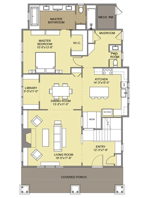 127 best house plans images on small house