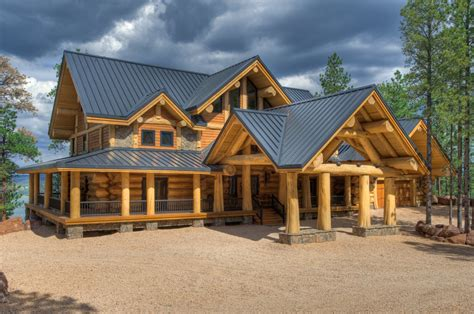 How To Decorate A Ranch Style Home by How To Restore Log Cabin Homes Ward Log Homes