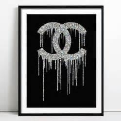 Chanel Wall Decor by Shop Coco Chanel Wall Decor On Wanelo