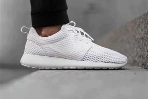 Nike Rhose Run nike roshe run white wolf grey hypebeast