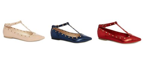 primark flat shoes primark is now selling valentino rockstud inspired shoes