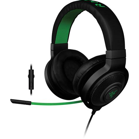 Headset Gaming Razer Kraken Razer Kraken Pro 2015 Gaming Headset Black Rz04 01380100