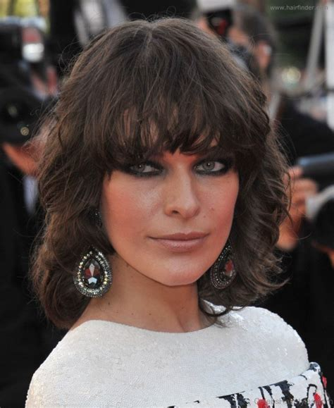 Hairstyler Hairstyles by 55 Stunning Hairstyles Of Milla Jovovich