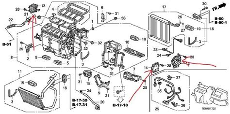 hvac blend door actuator testing solved honda tech service manual how to fix 2005 honda element heater blend service manual manually open blend