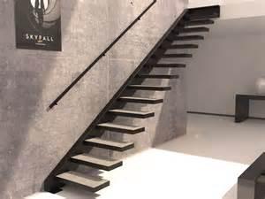 d 233 coration escalier suspendu design moderne clermont ferrand 22 clermont ferrand escalier
