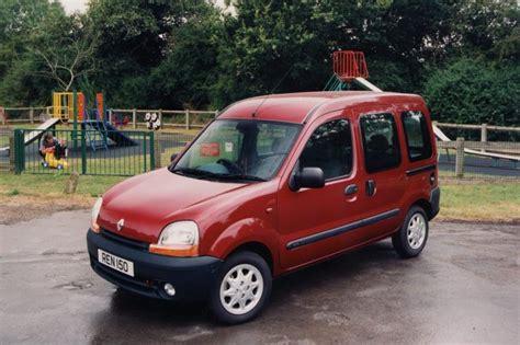 review renault kangoo 1999 2008 used car