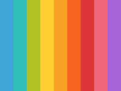 rainbow color palette colors color palettes color rainbow