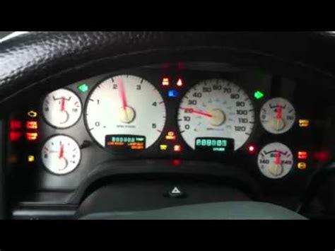 how make cars 2006 dodge ram 2500 instrument cluster instrument panel test dodge ram 2500 cummins youtube