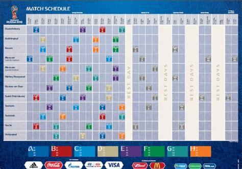 Calendario Eliminatorias Mundial Rusia 2018 Comenz 243 El Mundial De F 250 Tbol Anunciaron El Calendario
