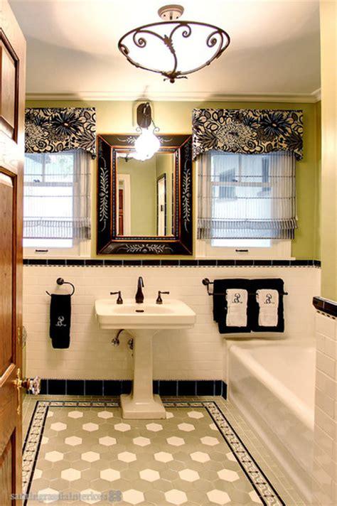 tudor bathroom tudor