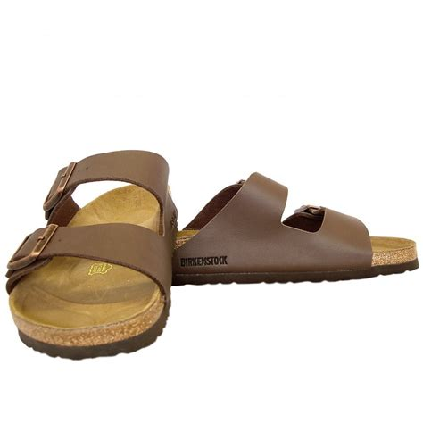 brown two sandals birkenstock arizona classic two mens sandals in