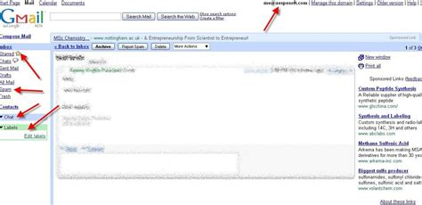 membuat email dengan google apps aespesoft products handle email domain dengan google apps