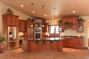 Custom Built Kitchen Cabinets by Custom Kitchen Cabinets