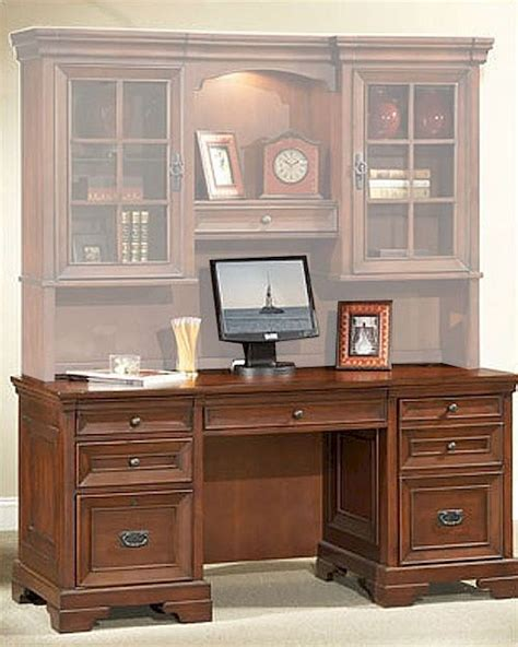 writing desk with matching credenza aspen credenza desk as40 316