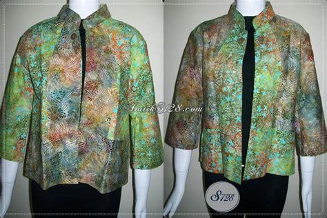 Bolero Batik Dua Motif Bolak Balik bolero batik bolak balik dua motif bolero trendy dan modern blr444cs toko batik 2018
