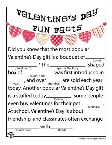 mad libs valentines mad lib valentines mad libs printable s gift ideas