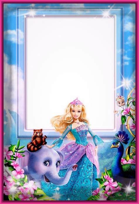 las imagenes mas hermosas de cumpleaños para una hermana marcos para fotos de barbie para tus dise 241 os fotos de