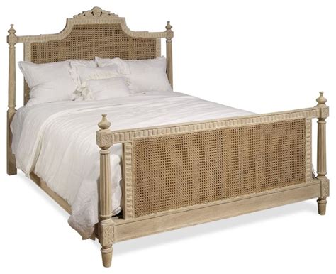 cane beds vincennes luxury carved cane bed traditional beds