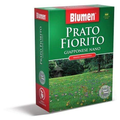 semi prato fiorito blumen semi prato fiorito giapponese nano confezione da 500gr