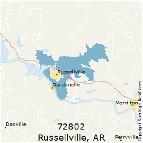 Unemployment Office Russellville Ar by Best Places To Live In Russellville Zip 72802 Arkansas