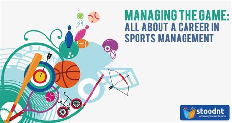 Mba Sports Management In Uk by Top 6 Flourishing Careers In Sports Management