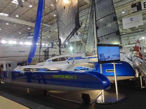 trimaran english dragonfly 28 trimaran