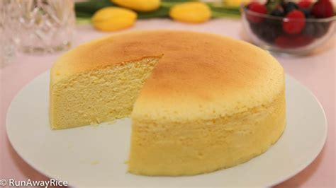 Japanese Cheese Cake Hias cotton cheesecake japanese cheesecake no fail recipe
