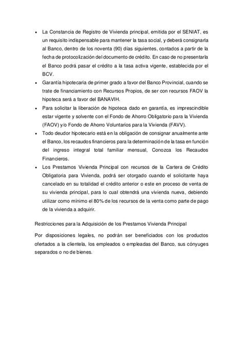 www banco provincial creditos para casa banco provincial fanpiemiwhi