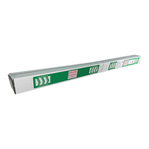8 foot standard l box holds 16 t12 or 38 t8 80st