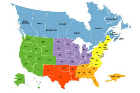us map states and canada studbook working aussie source