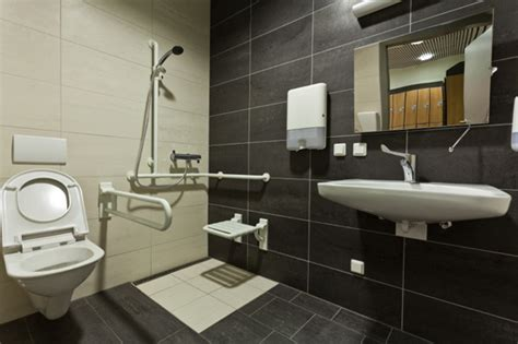 bathroom design for disabled 6 tips to design a bathroom for elderly inspirationseek com