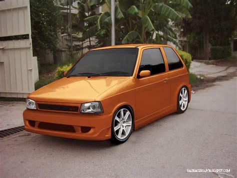 Modified Cars: Suzuki Mehran