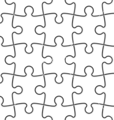 jigsaw pattern svg 14 free puzzle vector images puzzle vector free download
