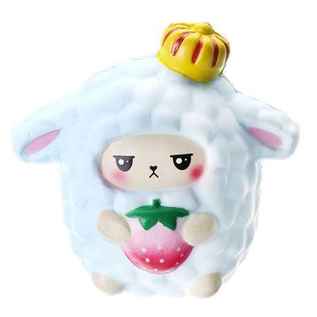Squishy Biskuit Limited dreamy sheep squishy kawaii panda cuter