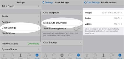 How Do I Find On Whatsapp How To Stop Whatsapp From Auto Downloading Pictures On Iphone
