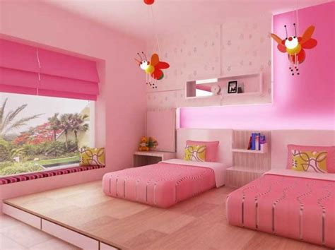 interior design decorating ideas beautiful twin girl