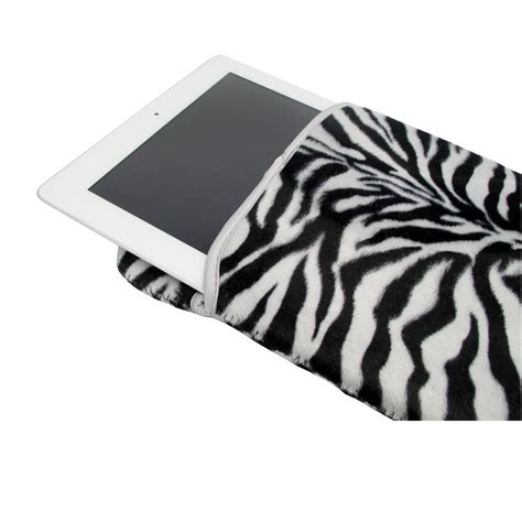 taff sleeve generic zebra texture for nc290 black jakartanotebook