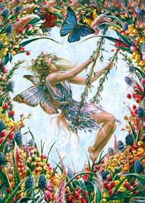 Fairies images sheila wolk hd wallpaper and background photos 9585501
