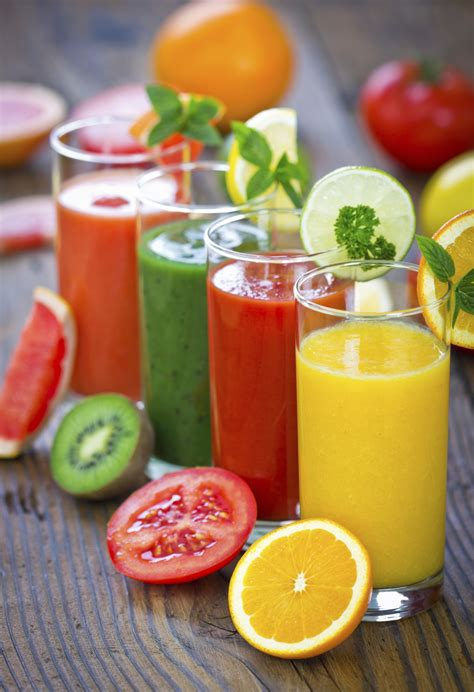Detox Fruit And Veggie Smoothie Recipes by The Juice Craze The Great Groceries Cart